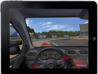 Real Racing HD iPad, un divertido juego de conducción para el iPad