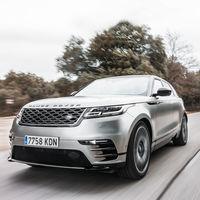 Probamos el Range Rover Velar: el iPhone X se ha convertido en un SUV