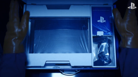 Unboxing oficial del PlayStation 4