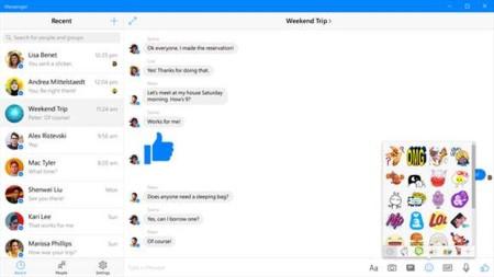 Así es la nueva actualización de Facebook Messenger