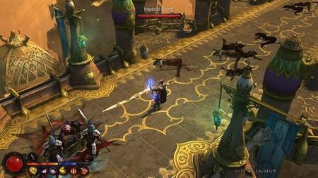 Frenético primer vídeo de 'Diablo III' en PS3