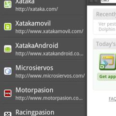 Foto 15 de 21 de la galería dolphin-browser-hd en Xataka Android