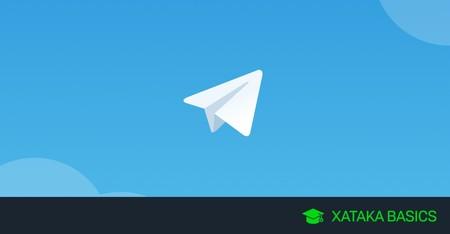 Cómo eliminar contactos en Telegram