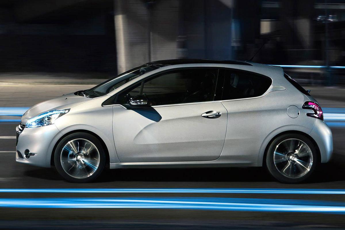 Foto de Peugeot 208 (filtraciones) (4/15)