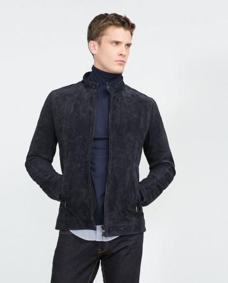 El Clon De La Semana Ermenegildo Zegna Suede Jacket