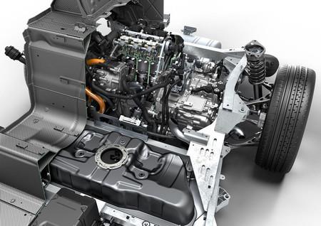 Motor BMW i8