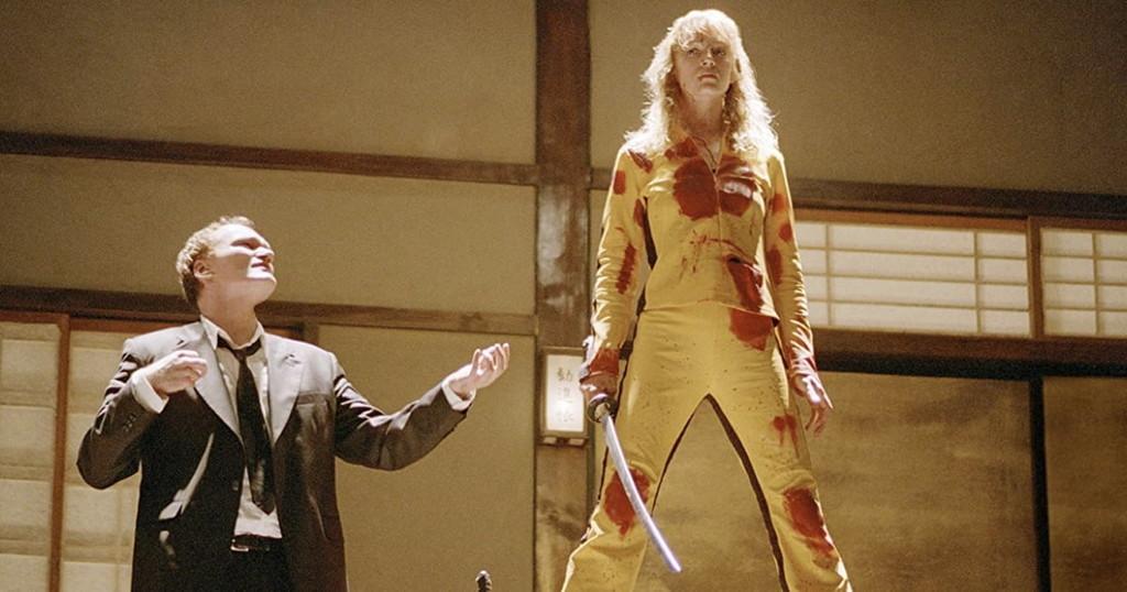 Tarantino is still interested in making 'Kill Bill Vol. 3':