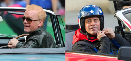 Top Gear Chris Evans Matt Leblanc