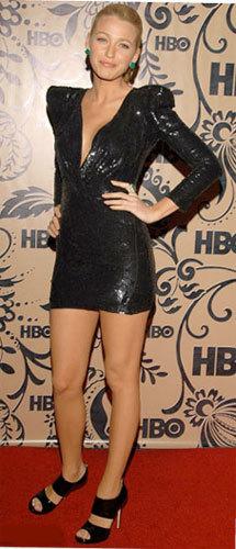 El look de Blake Lively en la fiesta posterior a los Emmy 2009