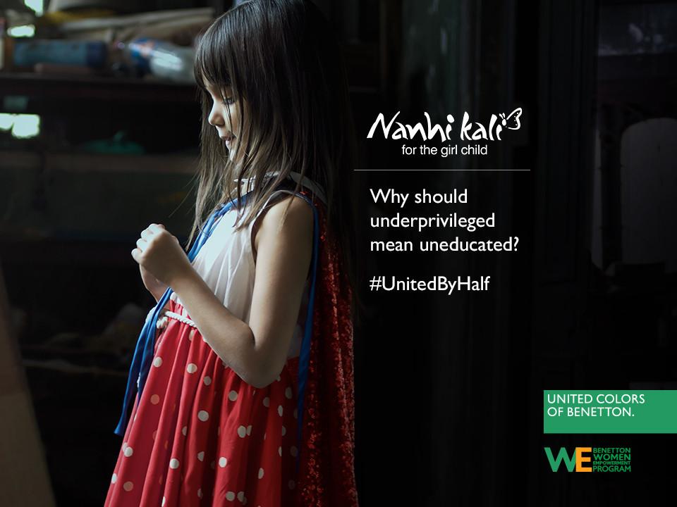 Foto de Hoy es Día Internacional de la Mujer y Benetton lucha por la igualdad entre hombres y mujeres (13/19)