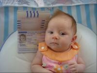 DNI y pasaporte para el bebé: qué documentos necesitamos