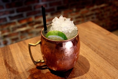 Moscow Mule At Rye San Francisco