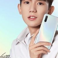 El Xiaomi CC9 se deja ver en imágenes de prensa oficiales, en color blanco y sin jack de auriculares