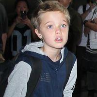 Shiloh Jolie-Pitt, el hijo de Brad y Angelina, comienza el tratamiento de reemplazo hormonal
