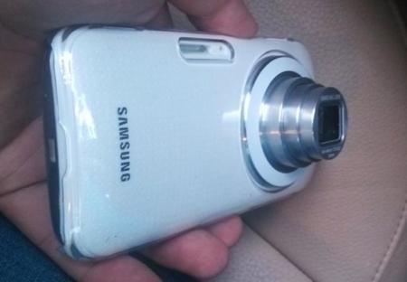 Samsung Galaxy K, nuevas imágenes del terminal fotográfico de Samsung