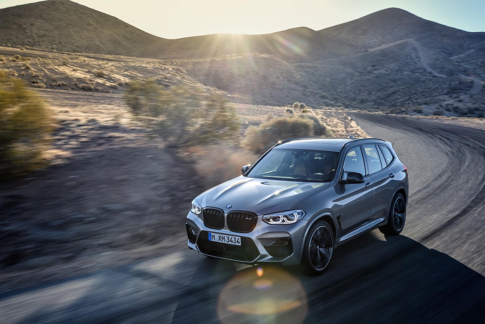 Foto de BMW X3 M 2020 (Presentación) (42/80)