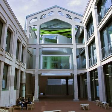 Así será el Espacio Cultural Serrería Belga, el nuevo museo de la Milla de Oro del arte de Madrid que se inaugurará en 2022