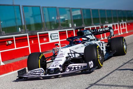 Gasly F1 2020