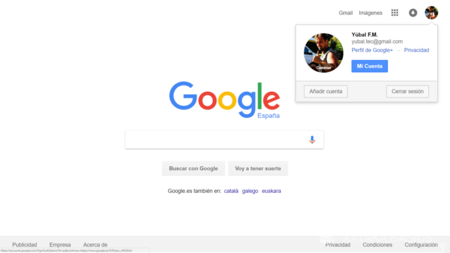 Perfil En Google