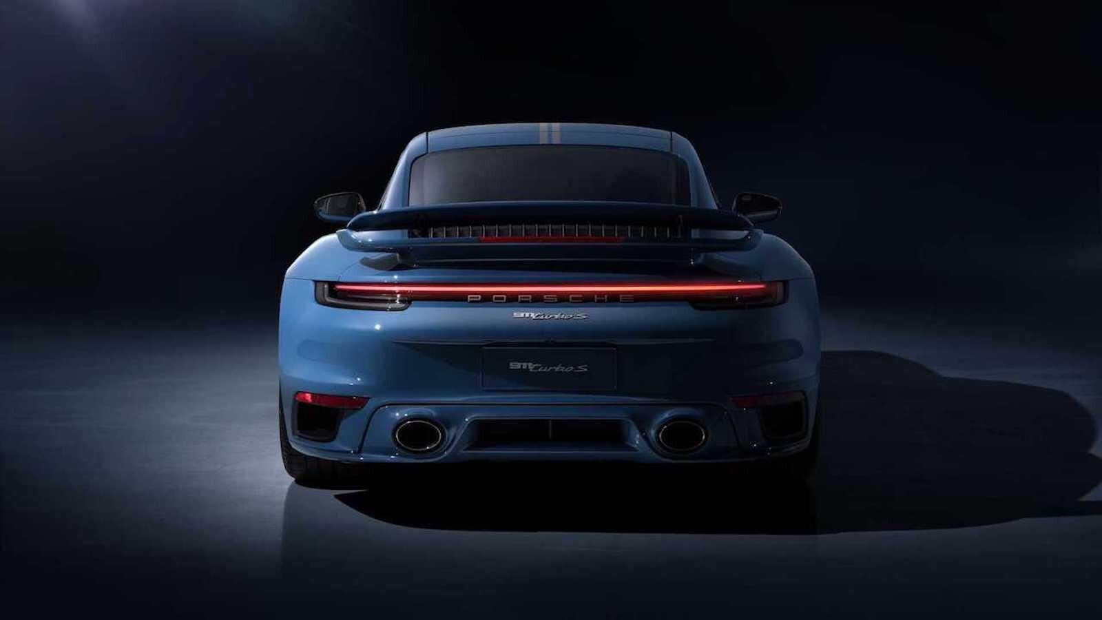 Foto de Porsche 911 20 Aniversario en China (4/9)
