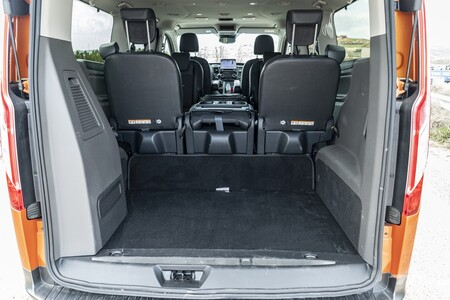 Ford Tourneo Custom Active 2021 Prueba 010