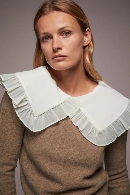 Jersey Con Cuello De Zara