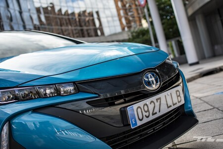Toyota Prius Plug In 2021 Prueba 009