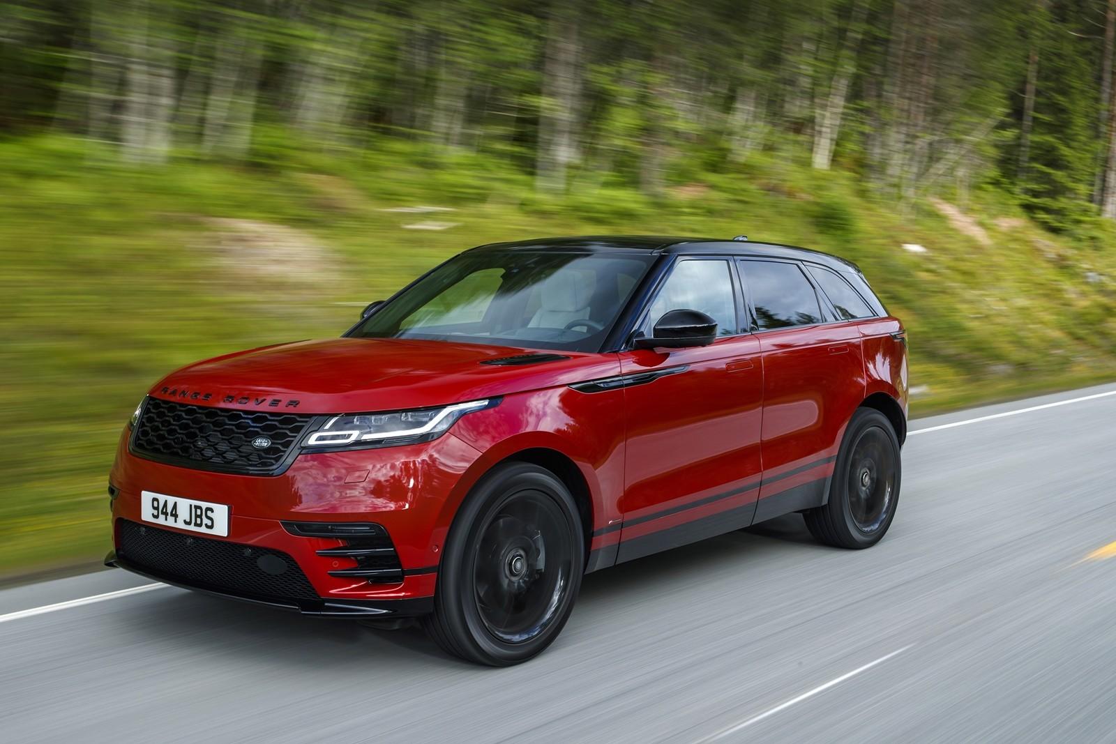 Foto de Range Rover Velar (7/31)
