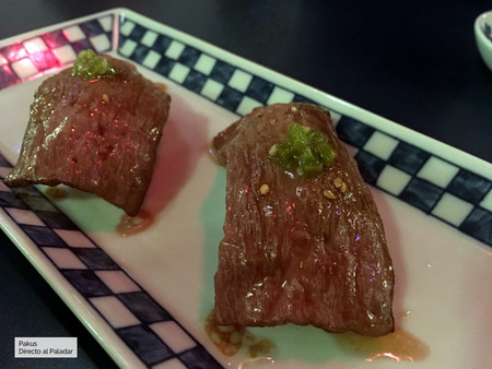Carnes Japonesas