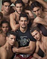 Dolce & Gabbana Gym: curioso lookbook de la temporada Otoño-Invierno 2011/2012
