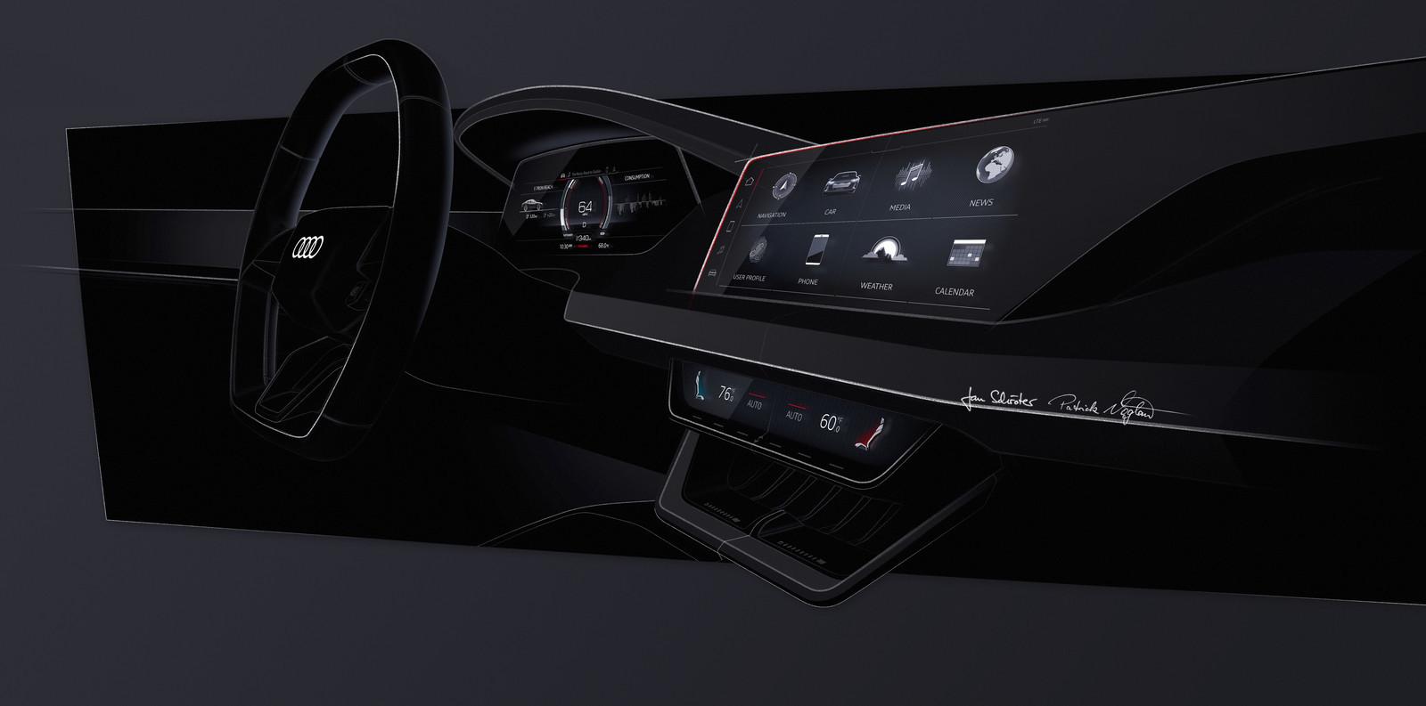 Foto de Audi e-tron GT concept 2018 (17/55)
