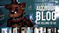 El terror mal hecho, los personajes secundarios y el futuro. All Your Blog Are Belong To Us (CCXCVII)