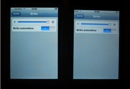 iPod touch y iphone 3G