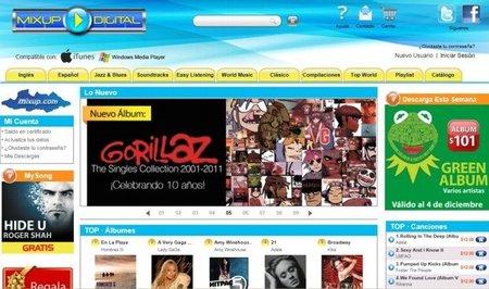 MixUp Digital México para teléfonos BlackBerry