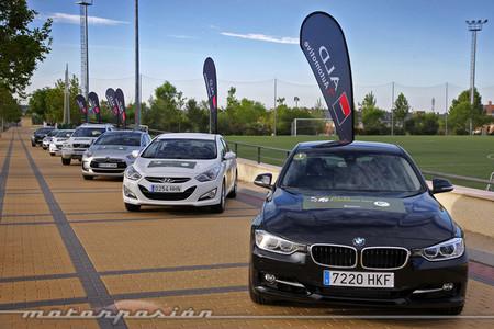Desafío de conducción eficiente con un BMW 335i (parte 1)