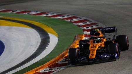 Norris Singapur F1 2019