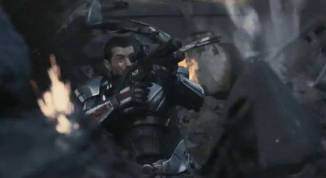 Mass Effect 3 Figth Trailer