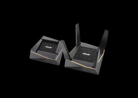 Lograr una cobertura Wi-Fi total en el hogar: ese es el objetivo del sistema de red en malla AiMesh AX6100 de ASUS