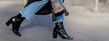 Estas 11 ideas para saber cómo llevar botines con vaqueros no son las que vemos en la calle todos los días, son mejores