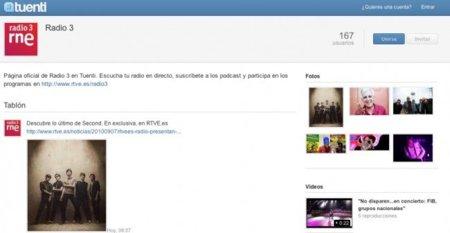 Tuenti abre sus Páginas de empresas y éstas empezarán a ser indexadas por los buscadores