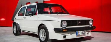 ABT Golf GTI Mk1 Turbo, la preparación que inició la historia entre Volkswagen y el preparador alemán