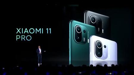 Xiaomi Mi 11 Pro: el primer smartphone de Xiaomi con resistencia al agua también tiene Dolby Vision y carga rápida de 67W