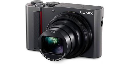 Panasonic Lumix Dc Tz200eg K