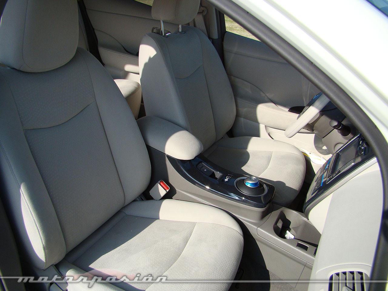 Foto de Nissan Leaf, prueba (27/27)