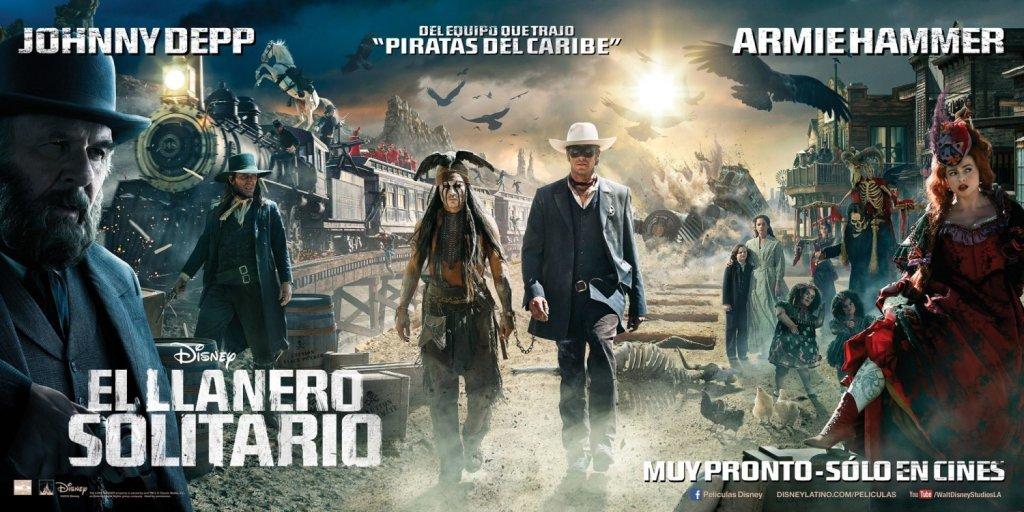 Foto de 'El Llanero Solitario', carteles (11/16)