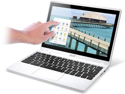 Chrome OS pronto dará soporte a la interfaz táctil, paso lógico para combinarlo con Android