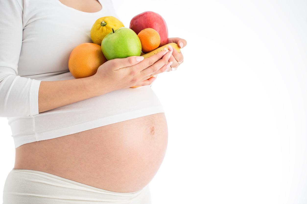 beneficios de la pera durante el embarazo