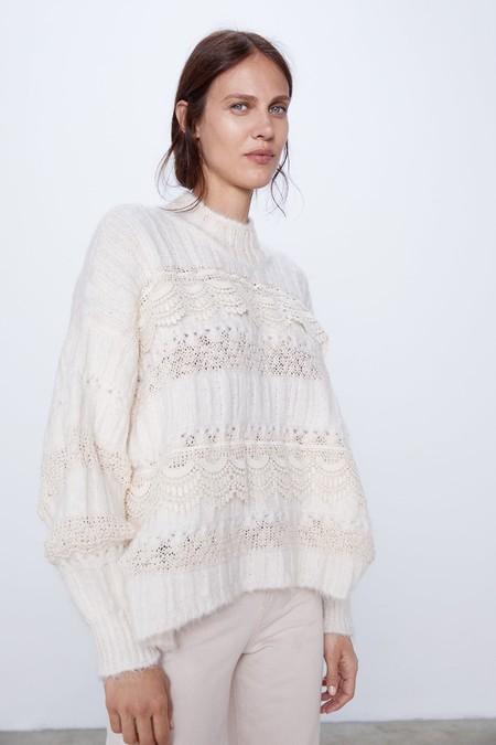 Jersey Zara Otono 2019 01