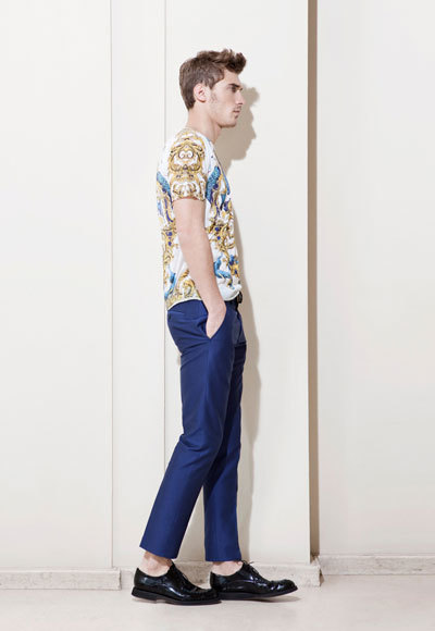 Lookbook de Zara de abril 2012