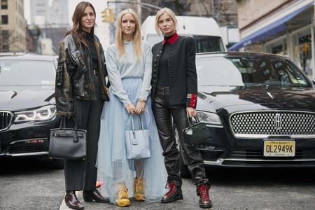 El street style de NYFW nos simplifica los looks de invierno con 13 ideas muy fáciles de copiar